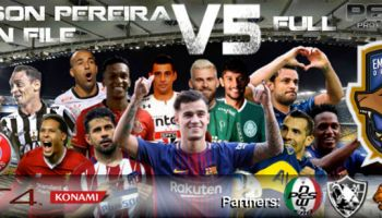 PES 2018 PS4 Option File v3 by Nicoultras | PES Social Network