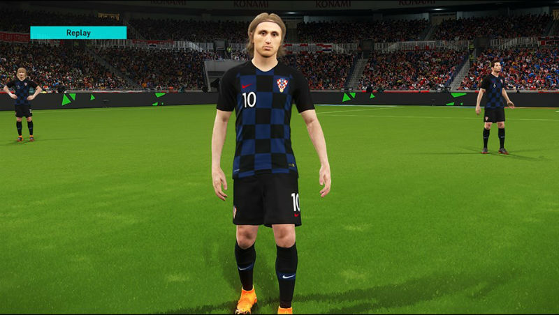 85dbac74d8e PES 2017 World Cup 2018 Kit v1 by Lucas RK