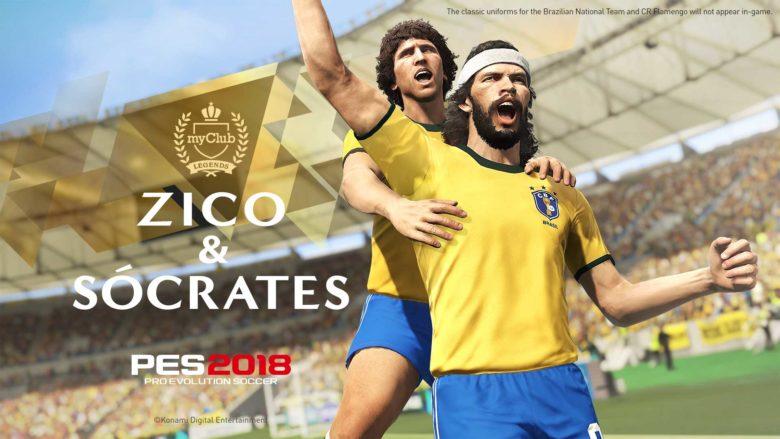 PES 2018 PS4 Classic Teams Option File by Mu85   PES Social